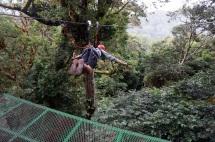 Costa Rica: 100% Aventura Ziplining
