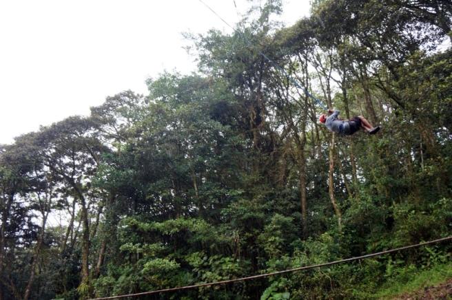 Costa Rica: 100% Aventura Tarzan Swing