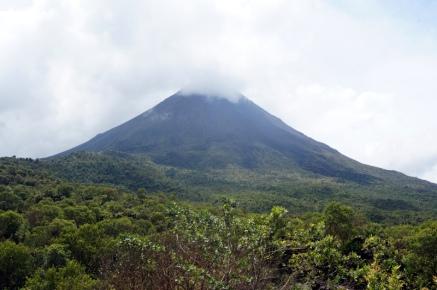 Costa Rica: Vulkan Arenal