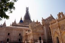 Myanmar Bagan Ananda Pagode