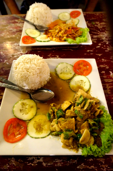 Myanmar Bagan Curry