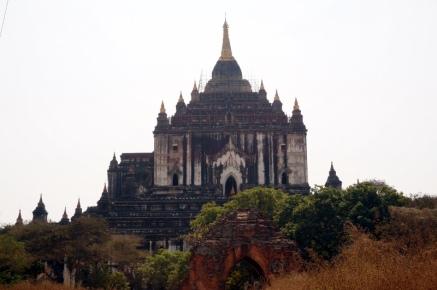 Myanmar Bagan Htilominlo Tempel