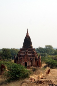 Myanmar Bagan kleine Pagode