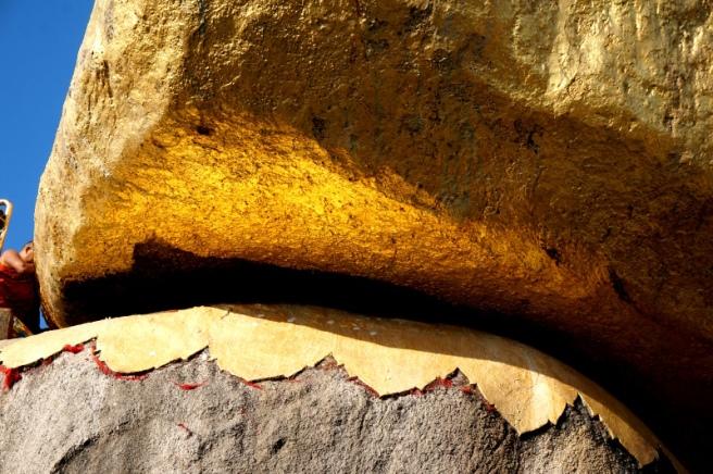 Myanmar Golden Rock
