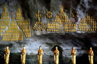 Myanmar Hpan Höhle