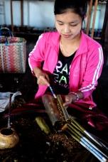 Myanmar Inle See Tabak