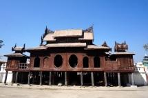 Myanmar Inle See Kloster