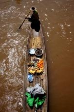 Myanmar Inle See unterwegs