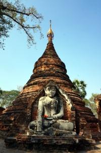 Myanmar Inwa Pagode