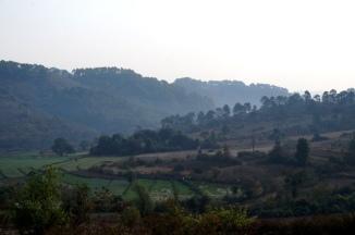Myanmar Kalaw Felder