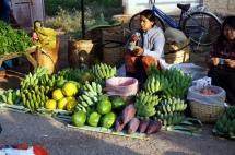 Myanmar Kalaw Markt