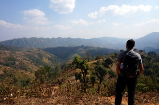 Myanmar Kalaw Trekking