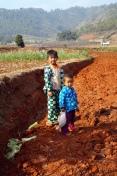 Myanmar Kalaw Trekking Kinder