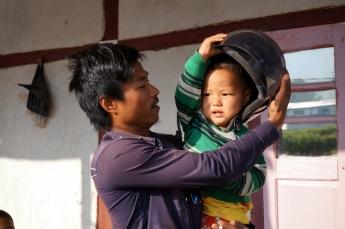 Myanmar Kalaw Trekking unser Guide