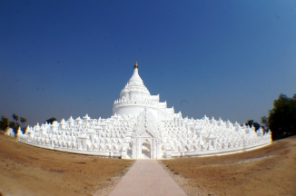 Myanmar Mingun Pagode