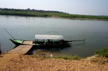 Myanmar mit dem Boot nach Inwa