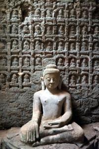 Myanmar Mrauk U Kothaung Tempel