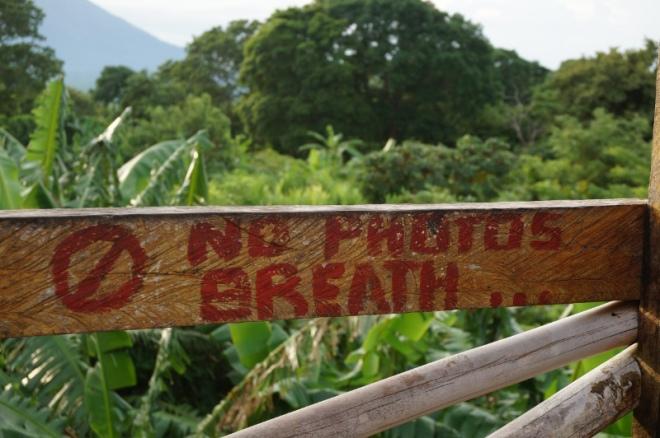 Nicaragua: Aussichtsturm El Zopilote