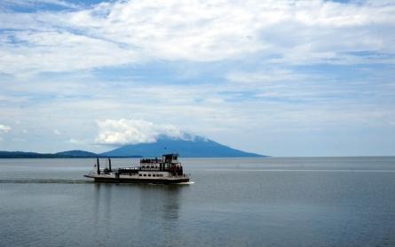 Nicaragua: Fähre nach Ometepe