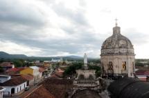 Nicaragua: Granada Ausblick