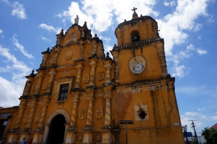 Nicaragua: Leon Kirche La Merced