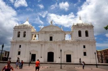 Nicaragua: Leon Kathedrale