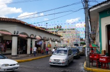 Nicaragua: Leon Straßen