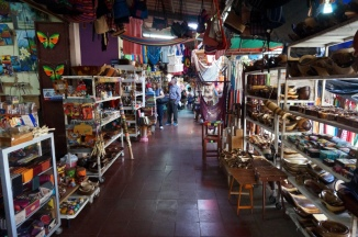 Nicaragua: Markt in Masaya