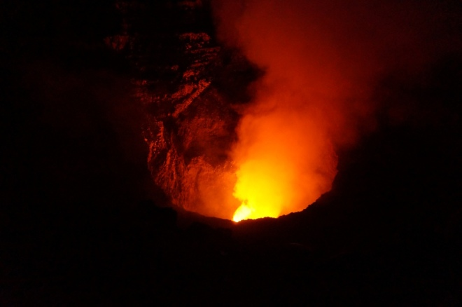 Nicaragua: Masaya Vulkan