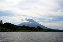 Nicaragua: Ometepe Vulkan