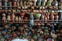 Nicaragua: Pueblos Blancos Keramik