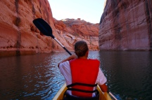 USA_Antelope Canyon Kayaken