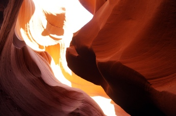 USA: Antelope Canyon