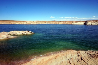 USA: auf Antelope Island
