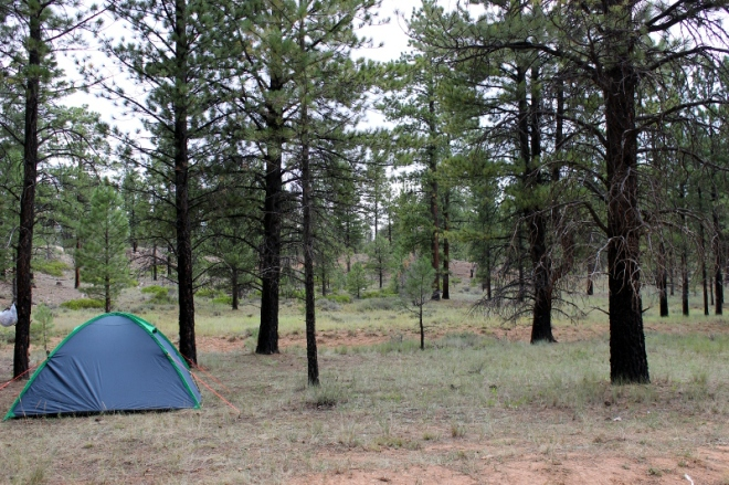 USA_Campingplatz Bryce Canyon