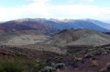 USA: Ausblick Death Valley