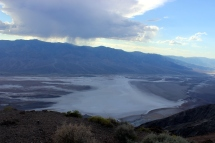 USA: Ausblick Death Valley
