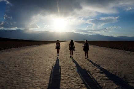 USA: Death Valley Badwater Basin