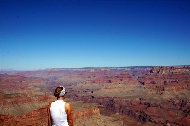 USA: Blick in den Grand Canyon