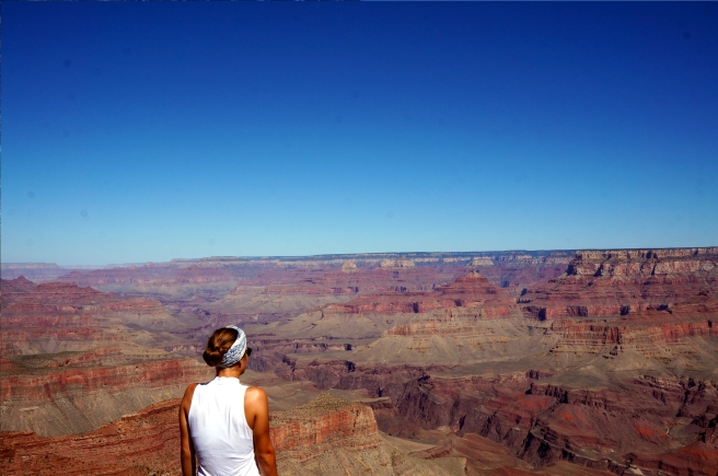 USA: Blick in den Grand Canyon
