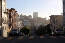 USA: San Franciscos Straßen