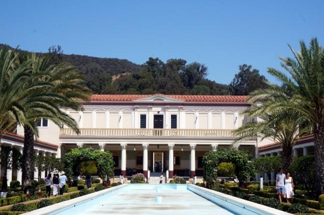 USA: The Getty Villa Los Angeles