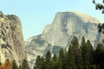 USA: Yosemite Half Dome