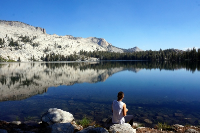 USA: Yosemite May Lake