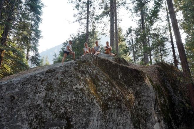 USA: Yosemite Nationalpark Erkundung