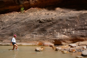 USA: Zyon Narrows Wanderung