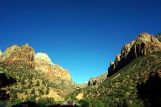 USA: Zyon Nationalpark