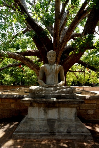 Sri Lanka Anuradhapura Buddha
