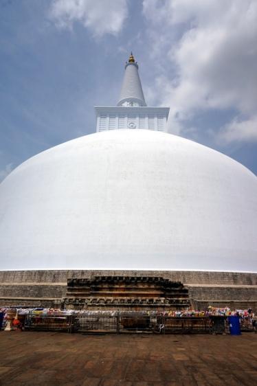 Sri Lanka Anuradhapura Stupa