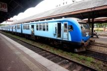 Sri Lanka Colombo Bahnhof